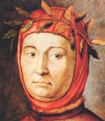 "Francesco Petrarca or Petrarch. 1304-1374. He was an Aretine scholar and a poet. This man is often called the ""Father of Humanism"".Petrarch's rediscovery of Cicero's letters is often credited for initiating the 14th-century Renaissance. His sonnets became popular in the Renaissance and became a model for lyrical poetry."