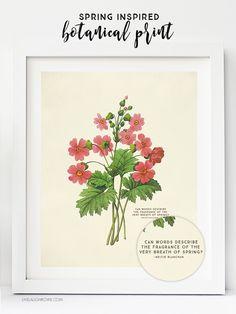 20 Favorite Wall Art Free Printables Roundup. So many cute prints!