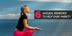 Natural Remedies for Stress & Anxiety