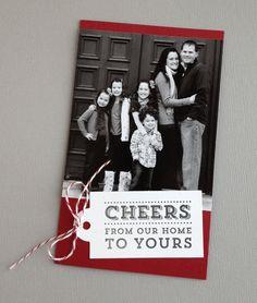 cheers-christmas-card  Stampin' Up! Christmas