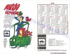 1974 - 1974_0084 - Régi magyar kártyanaptárak