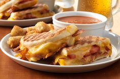 Three Cheese Panini
