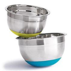 Stainless Steel Prep Bowls imavon.com