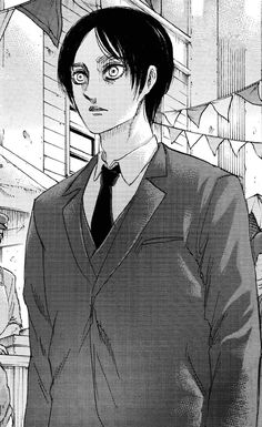 Eren Aot, Eren And Mikasa, Attack On Titan Eren, Anime Manga, Anime Guys, Aot Characters, Anime Reccomendations, Eremika, Image Manga