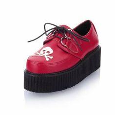 Charm Foot Creeper Shoes