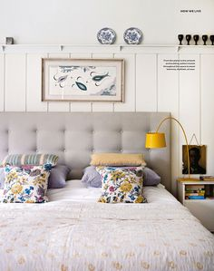 8 Page Extract in Simple Things Magazine by decor8, via Flickr