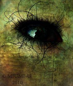 Dark beauty by =Miumi-U on deviantART