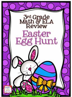 I just finished preparing for my annual classroom Easter egg hunt! It took me about 10 minutes to prepare this activity!      It was ten min...