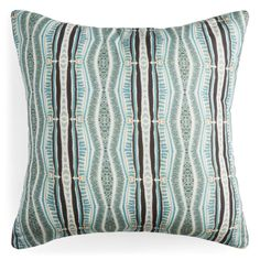 "Bunglo Coryell Decorative Pillow, 20"" x 20"" - 100% Bloomingdale's Exclusive"
