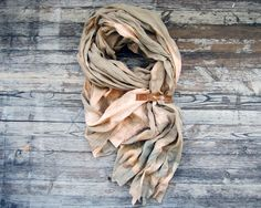 the lasso scarf, by scoutandcatalogue on etsy, $118.