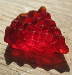 rarest red sea glass