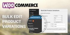 #Product #variations a #woocommerce feature you'd love to use for your #e-store http://bit.ly/1Iwnm5A