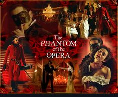 The Phantom of the Opera...