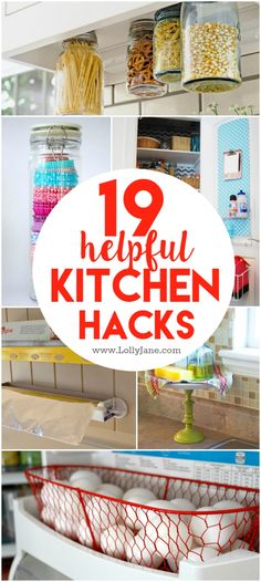 19 kitchen hacks