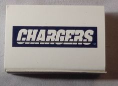 NEW 12 coasters NFL San Diego Chargers Foam Coasters