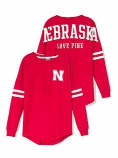 Victoria's Secret: University of Nebraska Varsity Crew