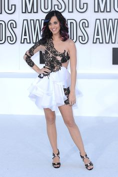 Katy Perry at the 2010 MTV Video Music Awards: The VMAs' fashion has been as memorable as the people at it. See all the wildest looks.over its history.
