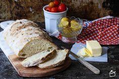Preserved lemon and rosemary bread www.lapetitecasserole.com
