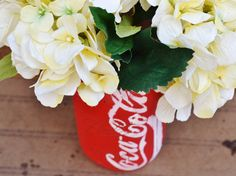 Coca Cola Decor for the kitchen by Bloom Shoppe