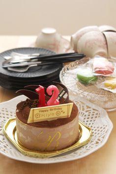 Birthday cake for HIYO Happy Birthday, Birthday Cake, Desserts, Food, Happy Brithday, Tailgate Desserts, Deserts, Urari La Multi Ani, Birthday Cakes
