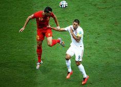 Belgium 2-1 USA: World Cup 2014 – as it happened! | Barry Glendenning | Football | theguardian.com