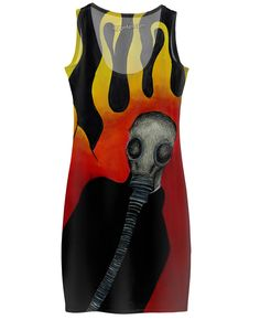 Check out my new product https://www.rageon.com/products/gas-mask-simple-dress-1 on RageOn!