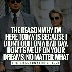 Quotes About Strength : QUOTATION - Image : Quotes Of the day - Description Awesome Success quotes: Don't give up on a bad day. The storms will pass Inspirational Quotes About Strength, Motivational Quotes, Quotes To Live By, Me Quotes, Qoutes, Boss Quotes, Queen Quotes, Work Motivation, Success Quotes