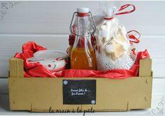 Déclinaison gourmande autour de la clémentine + étiquettes cadeaux imprimables -