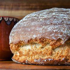 Zapach chleba: Kaszubski chleb na podmłodzie Polish Recipes, Polish Food, Middle Eastern Recipes, Daily Bread, Bread Baking, Bread Recipes, Banana Bread, Food To Make, Food Porn