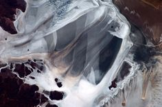 Taken from Space by European Space Agency Astronaut Paolo Nespoli - Lake Gairdner, Australis May 5,2011