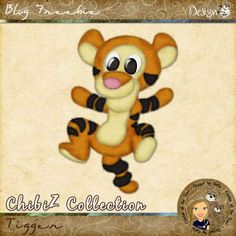 Scrapbooking TammyTags -- TT- Designer - Designz by DeDe,  TT - Item - Element, TT - Theme - Disney, TT - Thing - Animal