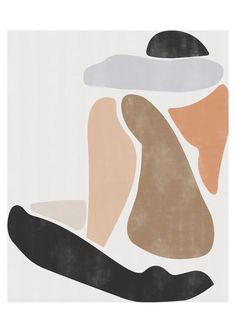One Black Stocking by Kit Agar. Shop art from Kit Agar and other contemporary artists from around the world. Painting Inspiration, Art Inspo, Minimal Art, Art Minimaliste, Contemporary Art Prints, Modern Contemporary, Modern Wall, Arte Pop, Diy Art