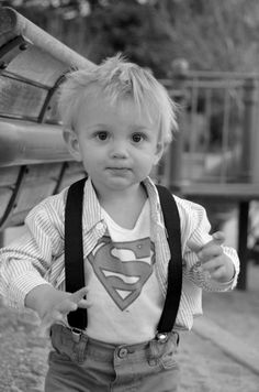 superman... uhmm excuse me!!... superbaby