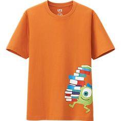 Top Option for Lionel Uniqlo, Fancy Nancy, Monsters Inc, Men's Collection, So Little Time, Shirt Dress, T Shirt, Pixar, Graphic Tees