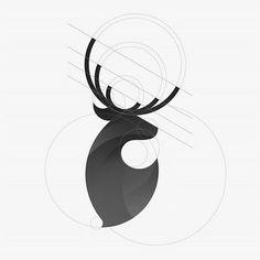 We offer premium & creative logo/branding design services. PM us and get your discount! Logo Inspiration, Logo D'art, Art Logo, Coperate Design, Graphic Design, Deer Design, Creative Logo, Logo Generator, Logo Creator