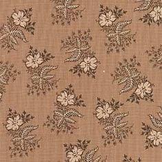 Reproduction fabrics of 1750-1950