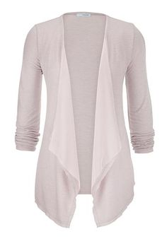 lightweight cardigan with layered drape front (original price, $32) available at #Maurices