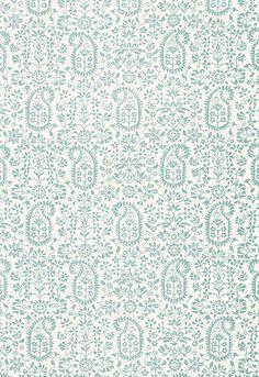 Kalika Paisley Print Schumacher Fabric