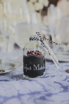 Favours, Perfect Match, Wedding Favors, Jar, Events, Bottle, Sweet, Happenings, Wedding Gifts