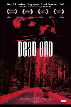 """""""Dead End""""    Check out my FREE horror flick http://www.screenfilm.co.uk"""