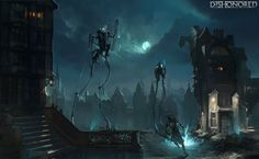 Dishonored Concept