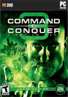 Command And Conquer 3 Tiberium Wars PC Cover