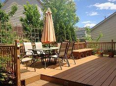 Gardenplaza - Terrasse fit für den Sommer machen - Bodenbeläge aus Holz erstrahlen in neuem Glanz