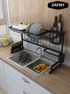 50 Best Small Kitchen Storage Ideas For Awesome Kitchen Organization 02 Kitchen Decor, Home Decor Kitchen, Diy Kitchen Storage, Kitchen Furniture Design, Home Kitchens, Kitchen Design, Kitchen Room, Diy Kitchen, Kitchen Remodel