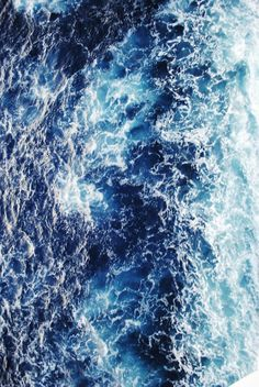 i love the color blue. #ocean #nature #blue