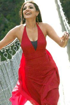 Kajal Agarwal Pics From Ganesh Movie