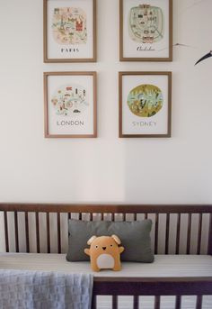 Warm and natural nursery | Winter Daisy Kids