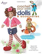 Crochet Doll Patterns FREE. The best free crochet doll patterns that I use to create my amigurumi crochet dolls. Create your own easy crochet doll with these patterns and tutorials. Perfect Crochet Project for making as a gift.