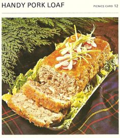 Bad and Ugly of Retro Food: Marguerite Patten, I barely knew ye (Recipe Cards # Retro Recipes, Old Recipes, Vintage Recipes, Retro Food, Vintage Food, Vintage Cards, Gross Food, Food Fails, Yummy Food