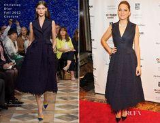 Marion Cotillard In Christian Dior Couture – 2012 Gotham Independent Film Awards